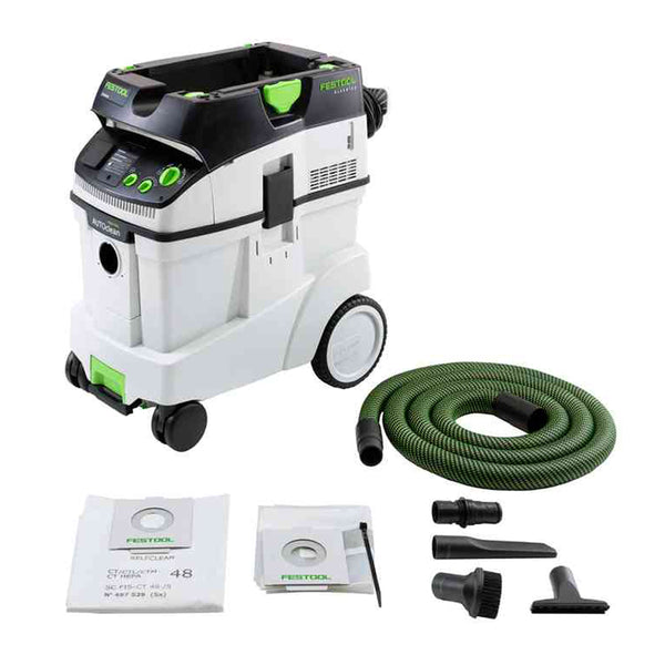 Festool Dust Extractor with Autoclean CT 48 E AC