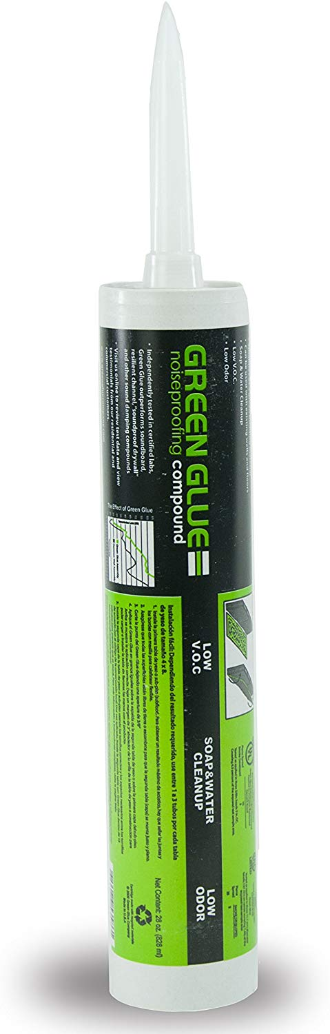 Green Glue Noiseproofing Compound 28oz.