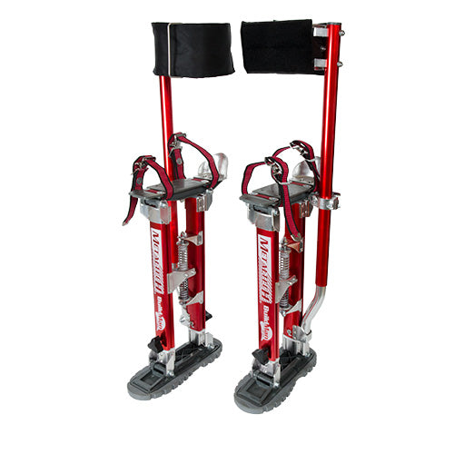 MetalTech BuildMan Grade Drywall Stilts