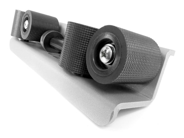 Can-Am Four Wheel Inside Corner Roller for Mesh