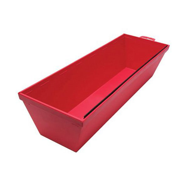 "Marshalltown 12"" Plastic Mud Pan"
