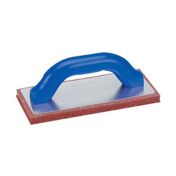 "Marshalltown 9"" x 4"" x 5/8"" Rubber Float"