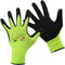 Rip-It Drywall Gloves - Hi Visibility Yellow