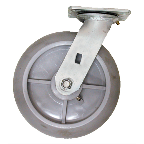 Circle Brand Drywall Dolly Grey Replacement Caster