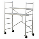 Circle Brand  6' Aluminum Folding Mobile Scaffold