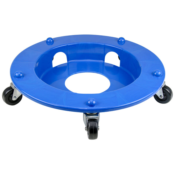 Kraft Bucket Dolly with Casters