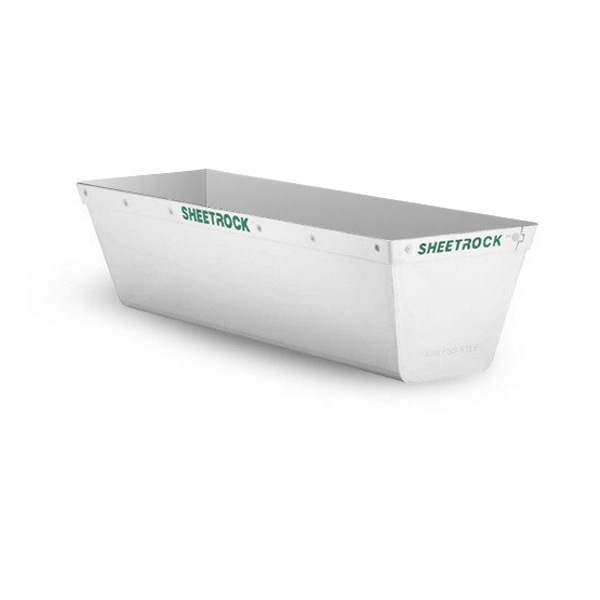 USG Sheetrock™ MATRIX™ Stainless Steel Mud Pan