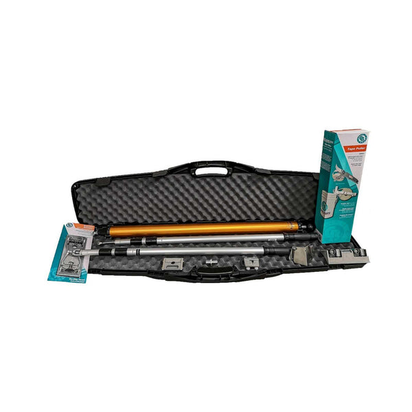 Circle Brand Tape & Sand Set with Hard Tool Case