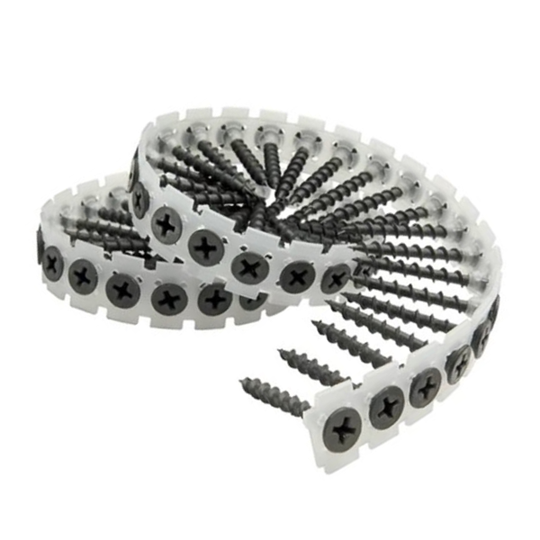 Pro Twist 6 X 1 1/4″ Drywall Collated Screws