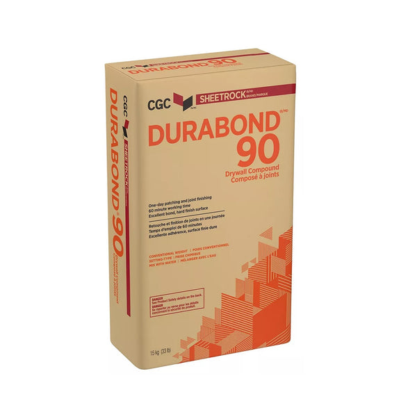 CGC Sheetrock Brand Durabond Joint Compound