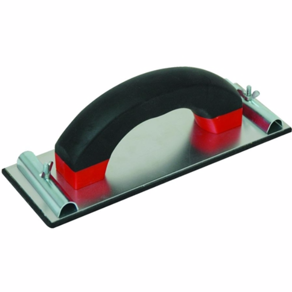 Marshalltown Hand Sander with Soft Grip Handle