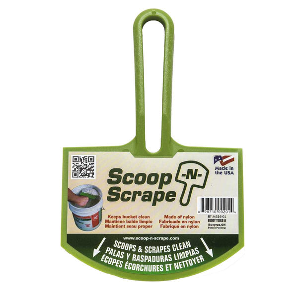 Buddy Tools Scoop-N-Scrape Bucket Tool