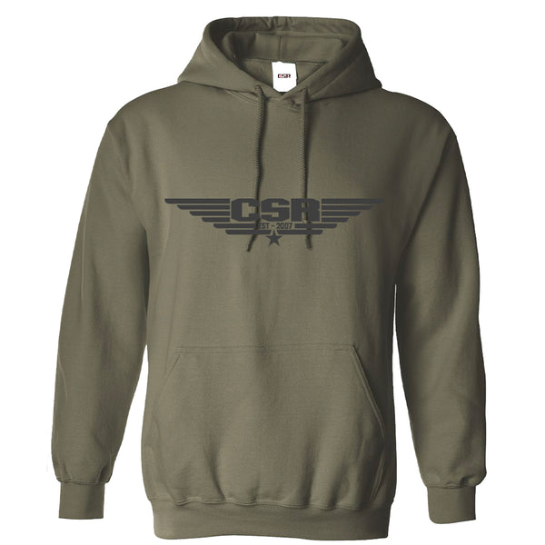 CSR Military Green Hoodie (Limited Edition)