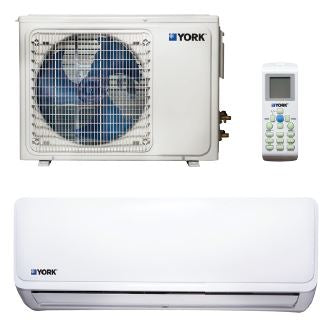 Mini Split 110V inverter 12.000 btu YORK