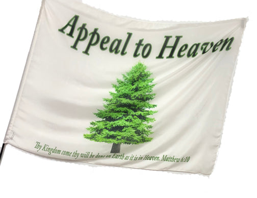 Appeal to Heaven Worship Flag