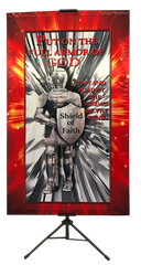 Put on the Full Armour of God Vertical Banner