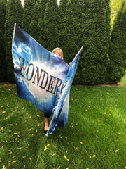 Wonders Wing Flag