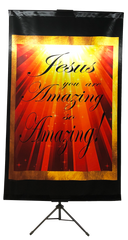 Jesus You are Amazing Vertical Banner