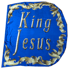 King Jesus/Majesty Wing Flag Set