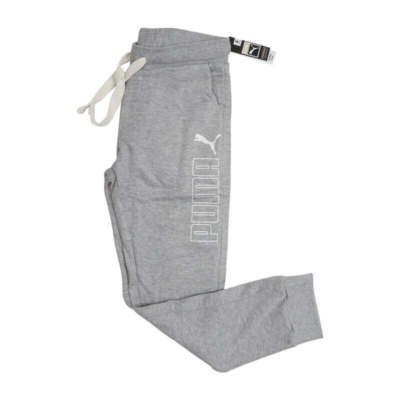 Puma Unisex lounge Pants Grey
