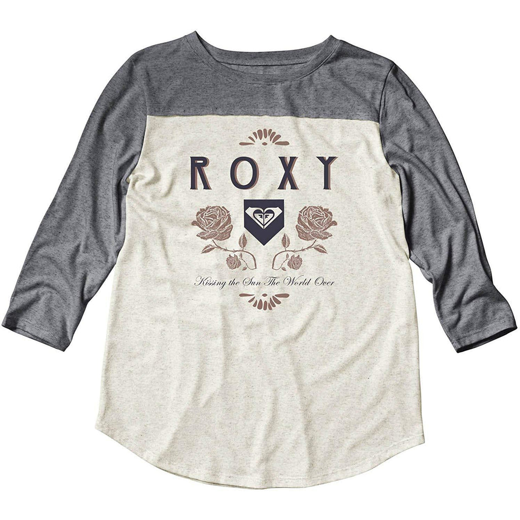 Roxy Las Rosas Womens Football T Shirt