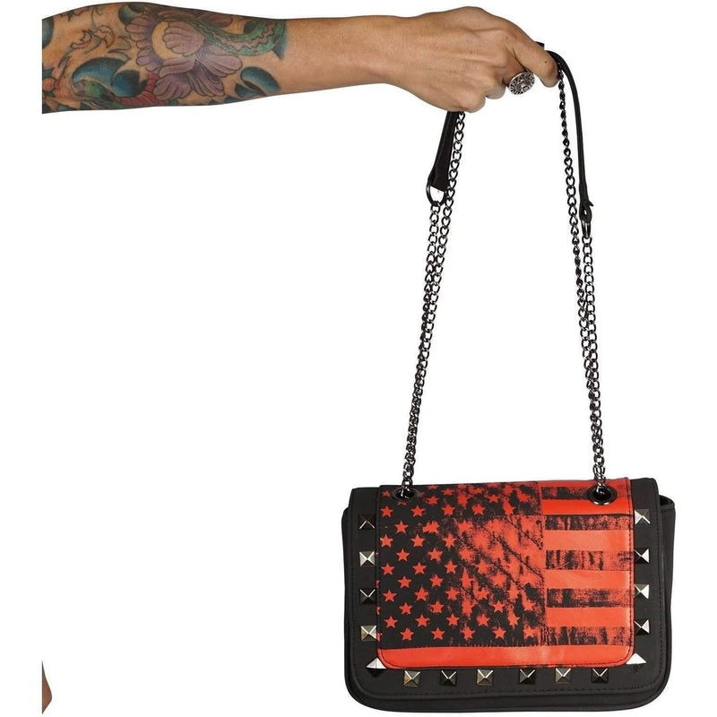 Abbey Dawn Rockstar Shoulder Bag-Salemonster