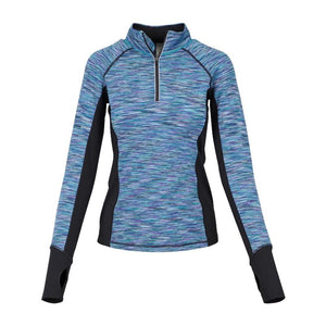 ideology Womens Fitness 1/4 Zip Pullover
