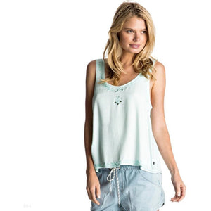 Roxy Glassy Sea Womens Tank Top
