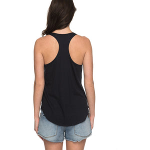 Roxy Beach Blanket Womens Racerback Tank