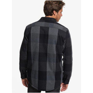 Quiksilver Miho Stones Long Sleeve Over Shirt