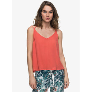Roxy Womens Geometric Places Top