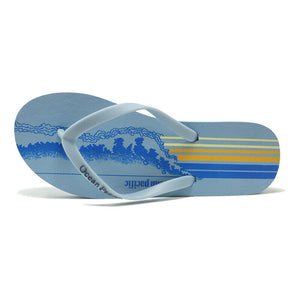 OP OCEAN PACIFIC WOMENS BEACH FLIP FLOP OCEAN WAVE