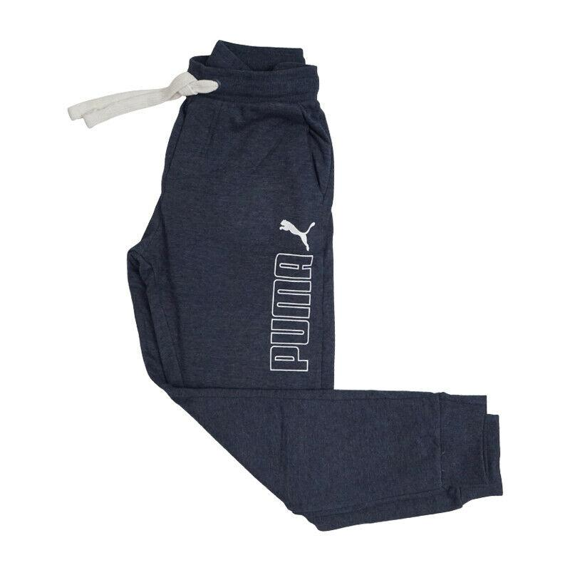 Puma Unisex lounge Pants Navy