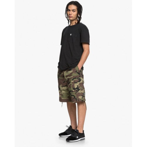 "Dc shoes TRUEPER 22"" BAGGY CARGO SHORTS"