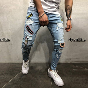 Hypn0tic-jeans,jeans for men,jeans men,jeans ripped,jeans for boys
