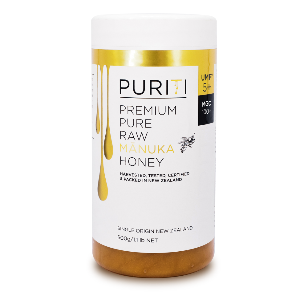 Manuka Honey - 5 UMF - 500g