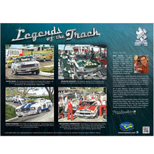 Load image into Gallery viewer, Reverse of Legends of the Track Puzzle