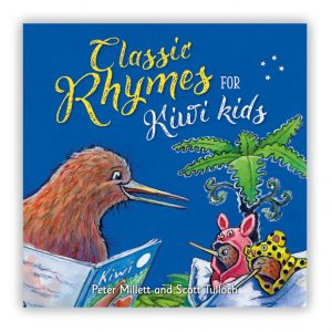 Classic Rhymes Children's Book