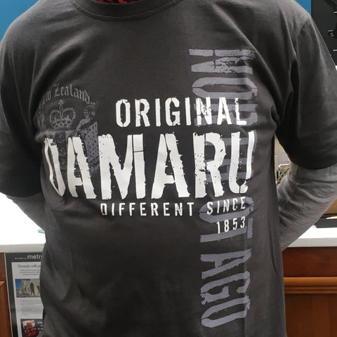 Oamaru - Different Since 1853 Cotton Tee Shirt