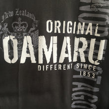 Load image into Gallery viewer, Original Oamaru Cotton Tee Shirt - Close up