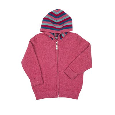 Kid's Hoody - Raspberry