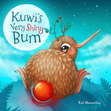 Load image into Gallery viewer, Kuwi's Very Shiny Bum Kid's Book