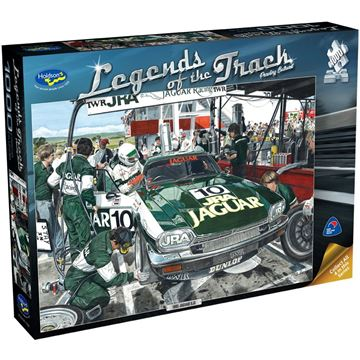 Prowling Bathurst Puzzle - Legends of the Track