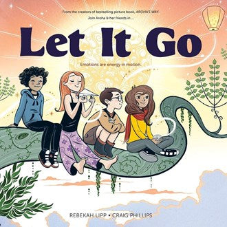Let It Go - Kid's Book