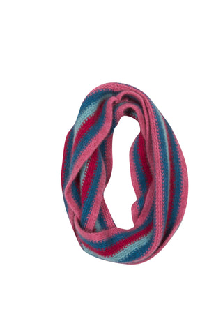 Kid's Raspberry Loop Scarf
