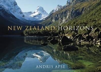 New Zealand Horizons - Andris Apse - Paperback