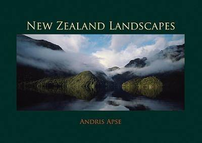 New Zealand Landscapes by Andris Apse - Pocket Edition