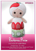 Load image into Gallery viewer, NZ Flora & Fauna Felt Kits - Pavlova Pixie