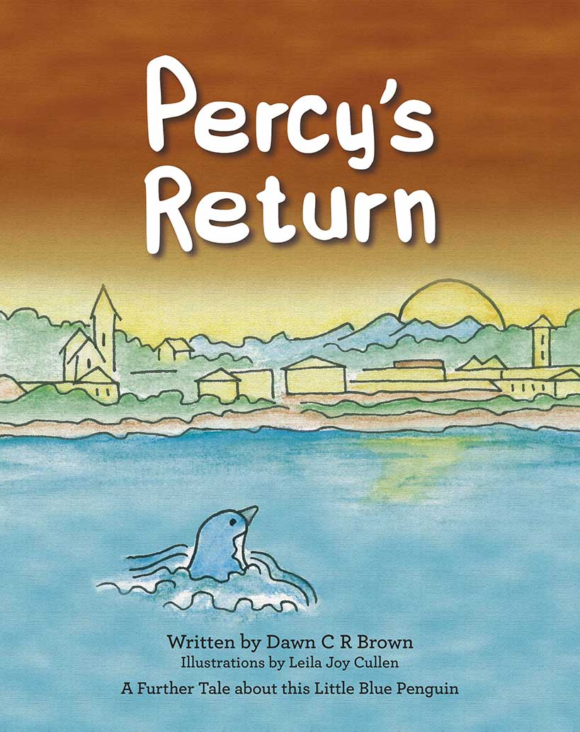 Percy's Return Kid's Book