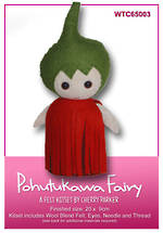 Load image into Gallery viewer, NZ Flora & Fauna Felt Kits - Pohutakawa Fairy
